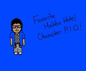 Yout favourite Hazbin hotel Character PIO