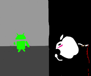 yandere simulator but its apple and android