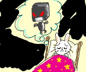 Nightmare Fuel Robot