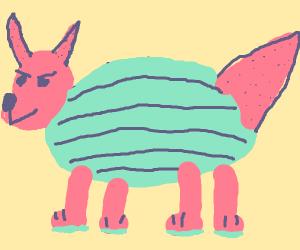 watermelon doggo