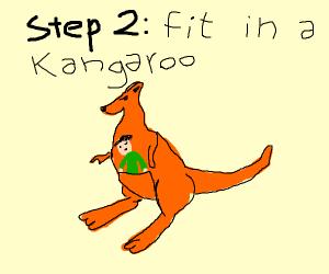 Step 1: Invade Australia