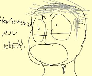 "Jeremy clarkson (scary) ""Hammond you idiot"""