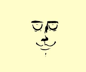 "Detailed ""UwU"" face"