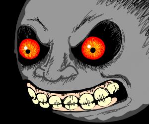 termina's moon just had it's teeth fixed