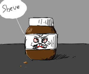 Nutella,says sHE beLIEveD