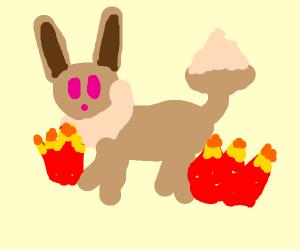 Fire + Eevee