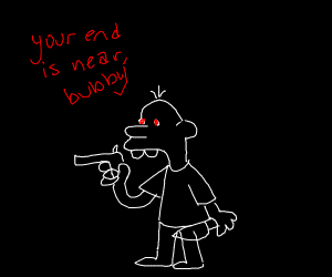 manny heffley commits atrocities