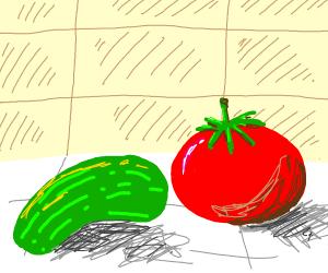 Veggietales (But Boring Version)