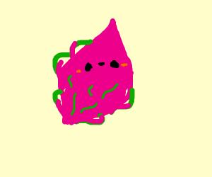 Cute Dragonfruit