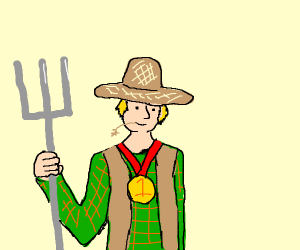 First Place Farmer