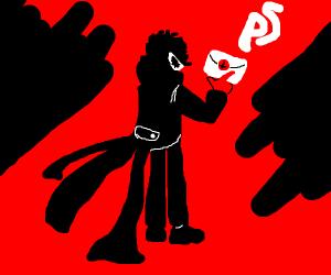Joker(Persona5) in Smash Ultimate