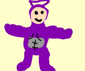 Sexy Tinky-Winky