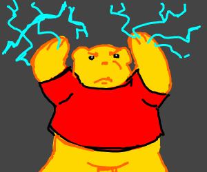 honey; god of thunder