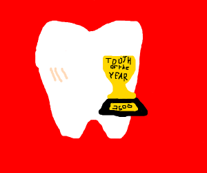 Tooth from the Year 2500