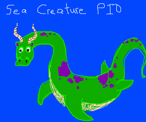Sea Creature PIO