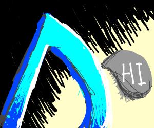 Drawception D says Hi.