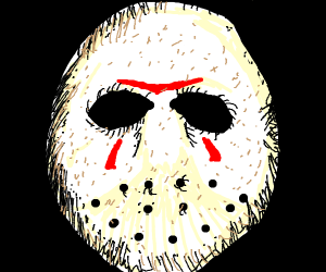 Jason the killer mask