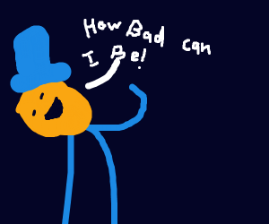 how bad can i be? (the lorax)