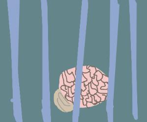 Brain getting arrested