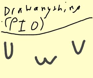 draw anything (P.I.O)