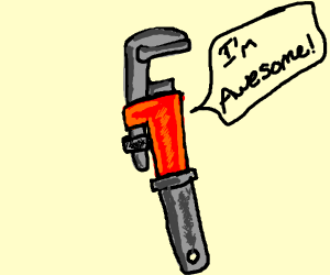 Awesome Wrench