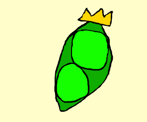 King Peapod
