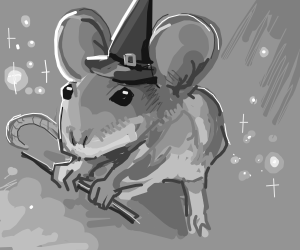 day 5, mouse wizard