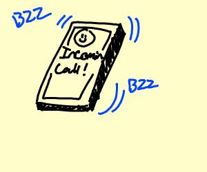 Buzzing Cellphone