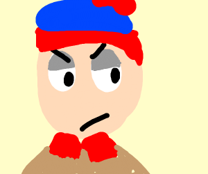#1 South Park Character