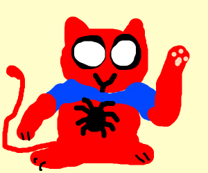 spidercat waves