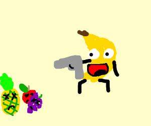 Banana Massacres Other Fruits