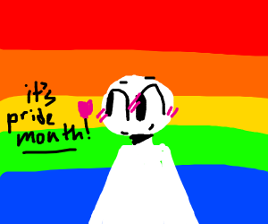 PRIDE MONTH!!!