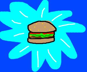 Glorious Cheeseburger