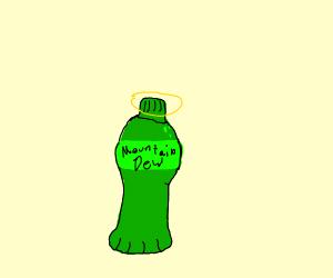 Holy mountain dew