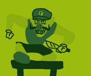 Psycho Waluigi