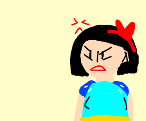 Mean Snow White