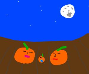 Baby Pumpkin!