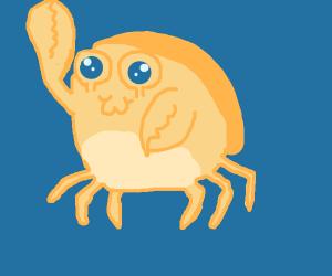 Cute Crab!