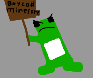 Frog DOES NOT Want To Watch Minecon