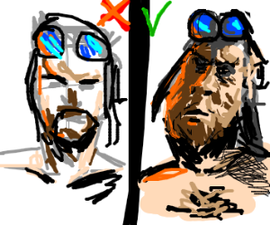 2 step drawing tutorial