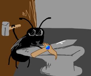 Ant Blacksmith