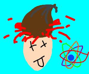 Jimmy neutron brain blast