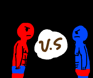 Red vs Blue (people)