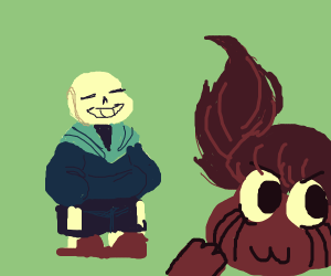 Sans and spinel
