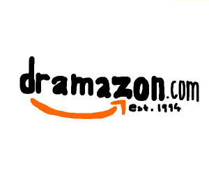 dramazon selling CREEPY things since 1994