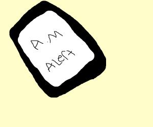 Am error has occurred on tumblr
