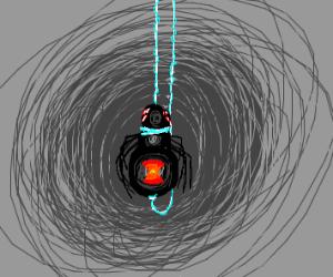 Spider suicidie