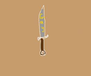 the gayblade