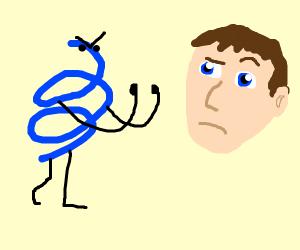 Twisty man sikes rage face man