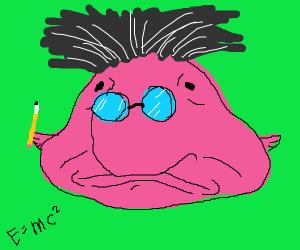 Blobfish Einstein